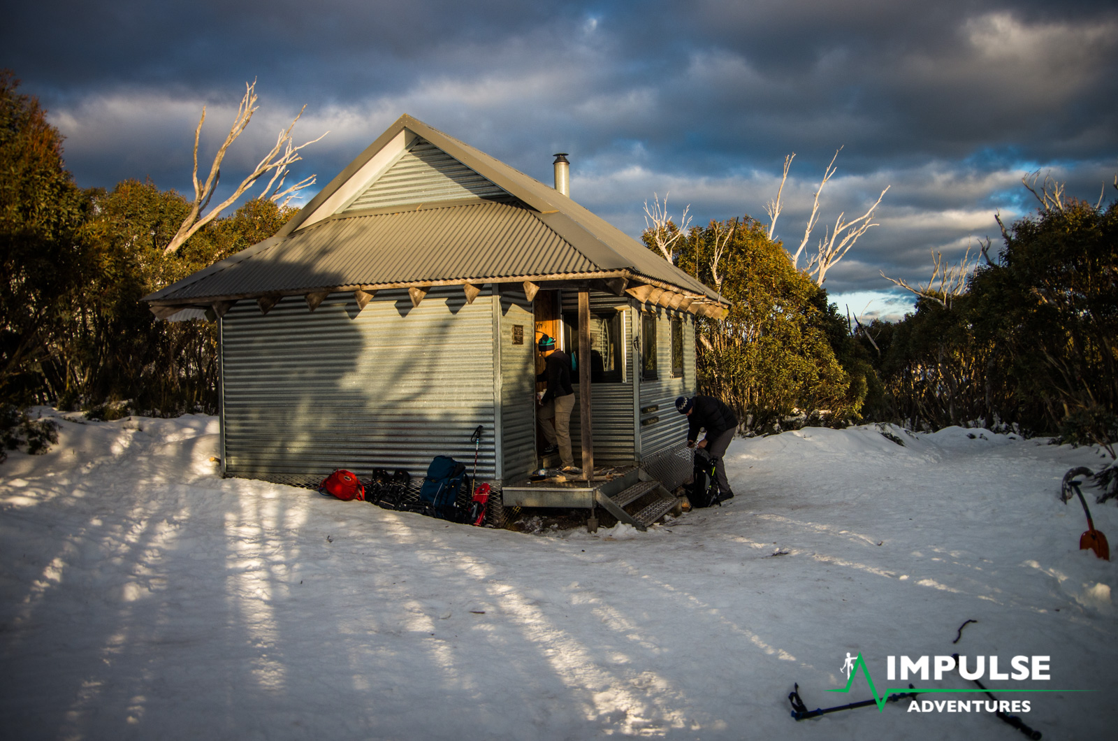 Mount Bogong - Winter
