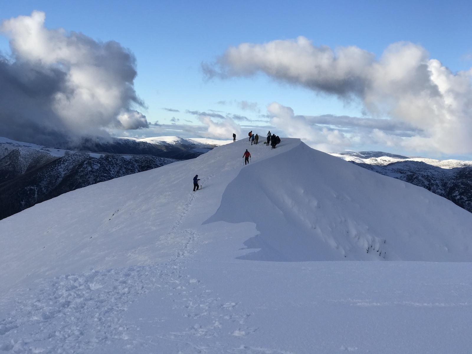 Mount Feathertop - Winter