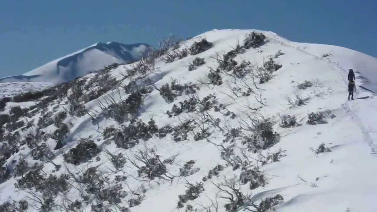 Mount Feathertop - Winter