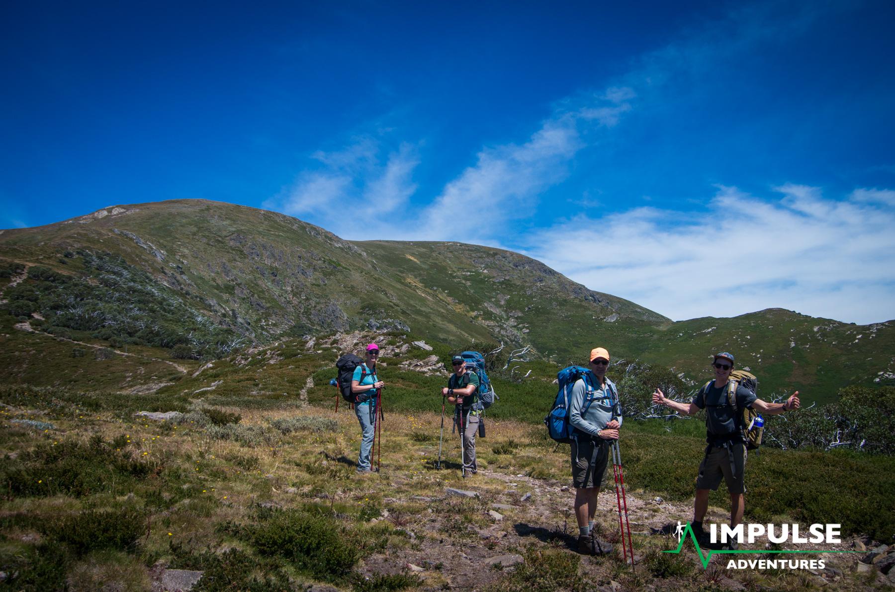 Mount Bogong - Summer