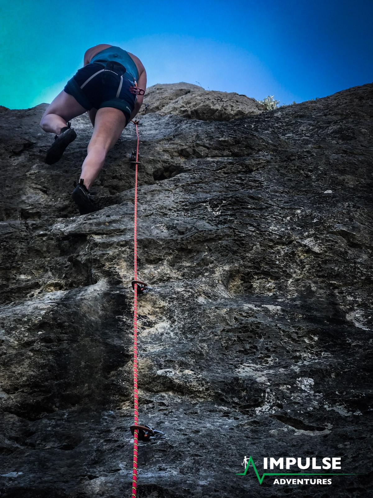 A Greek Climbing Odyssey