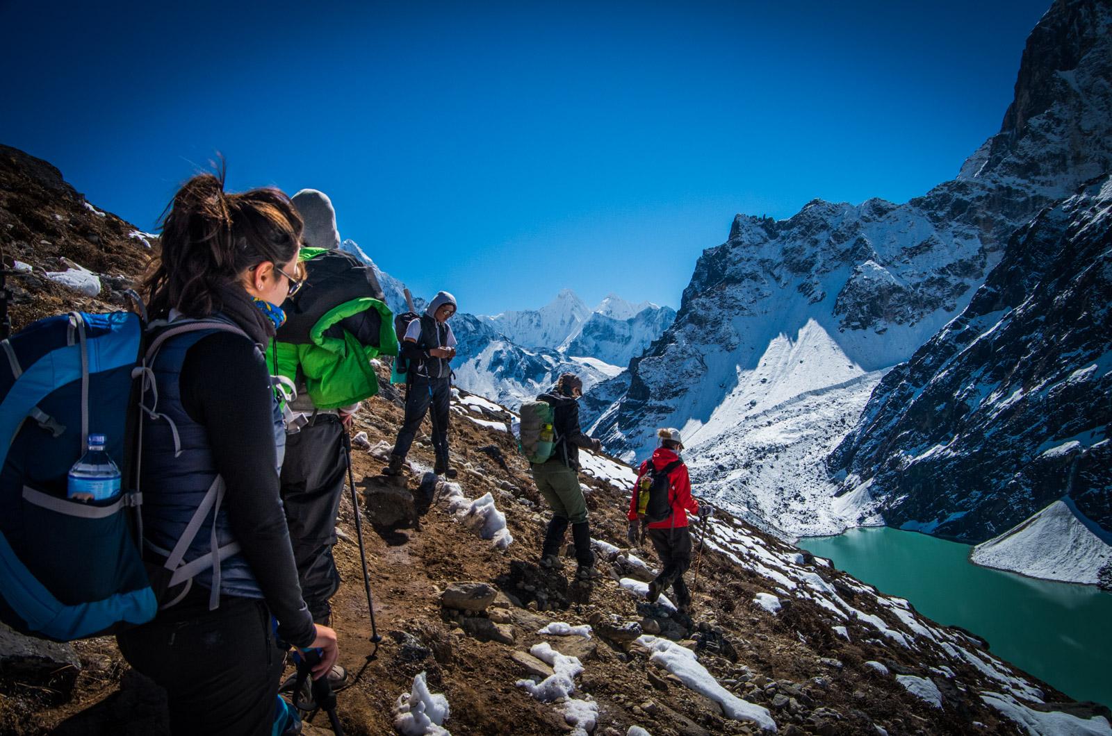 Everest & Gokyo Lakes
