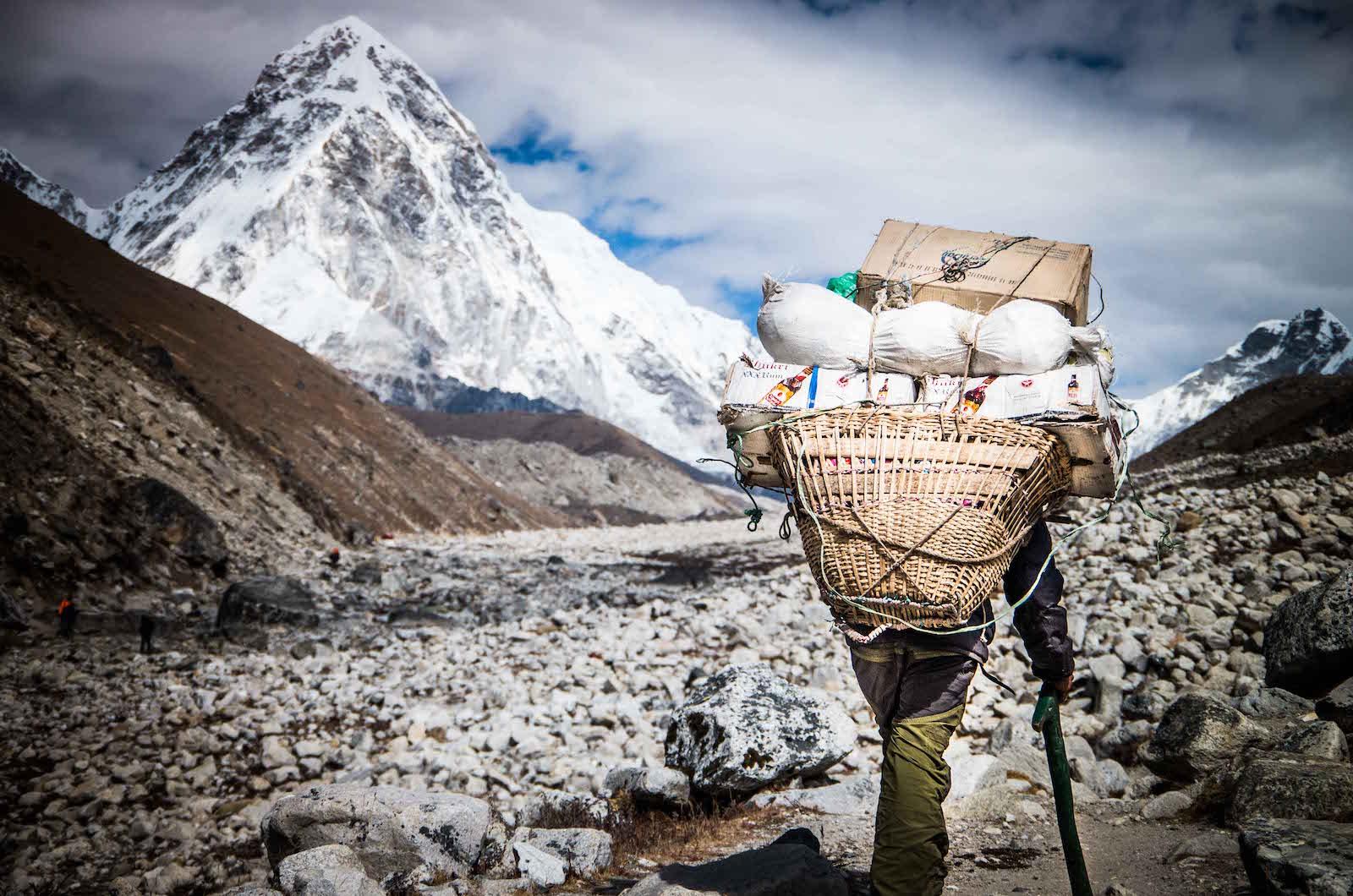 Island Peak & Everest Basecamp