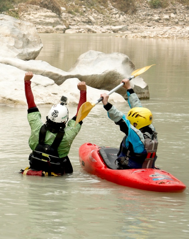 Kayak Nepal - Beginner to Intermediate