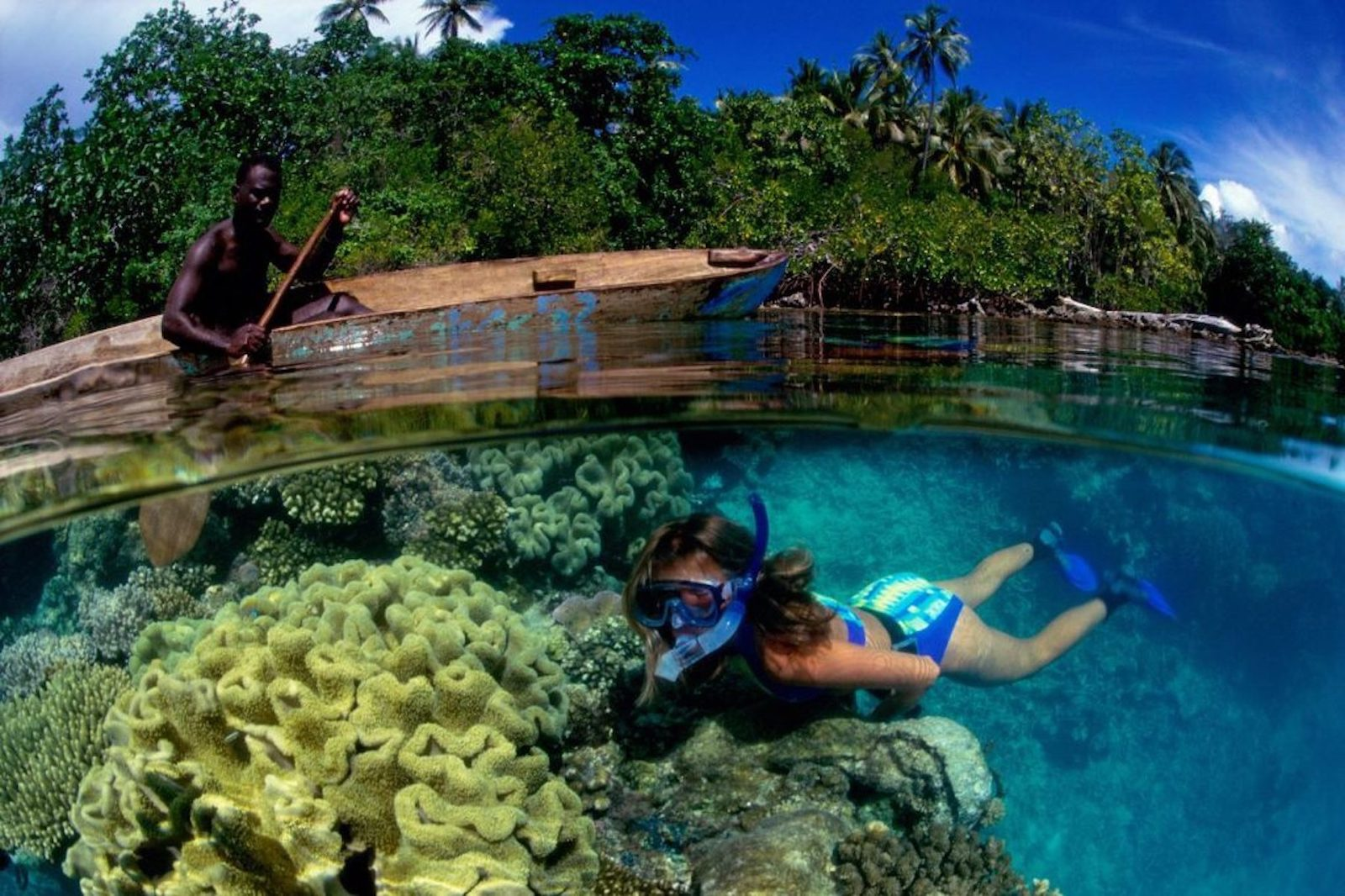 SUP Solomon Islands